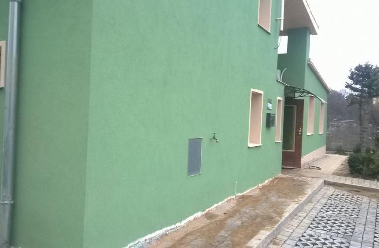 Remont elewacji budynku jednorodzinnego