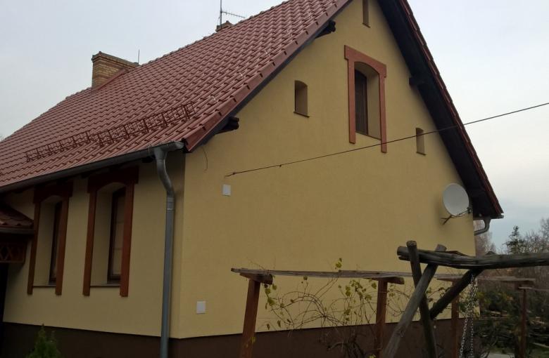 Remont leśniczówki w Zagórzu k. Drezdenka