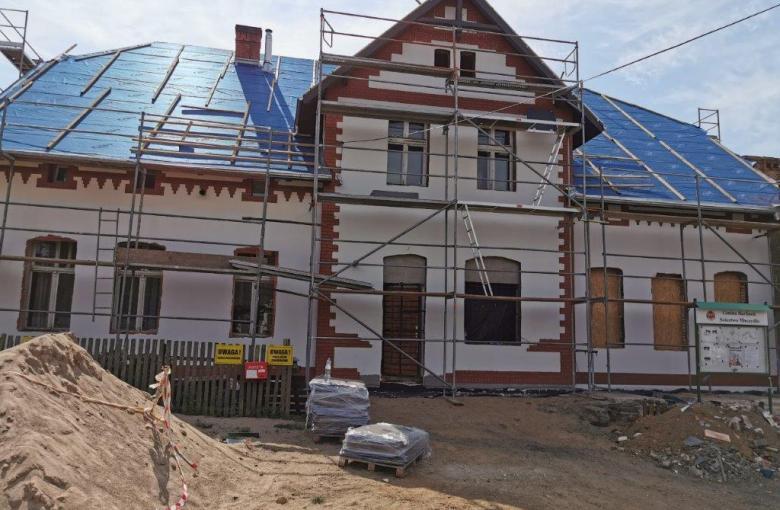 Moczydło - remont budynku wielorodzinnego - BF Partners